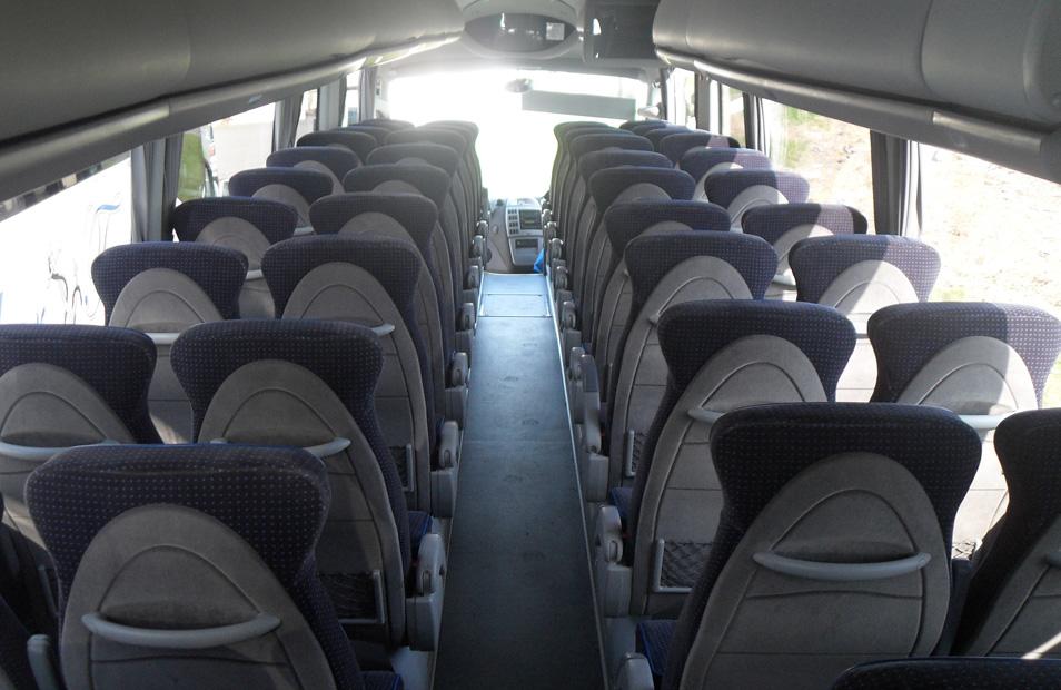 49 Seater Scania Irizar Pb Anchor Tours