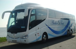 Anchor Tours: 59 Seater Scania PB